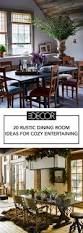 20 rustic dining room ideas farmhouse style dining room designs