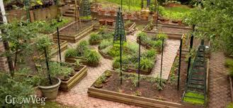 Potager Garden Layout How To Design A Potager Garden