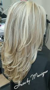 long bob hairstyles with low lights blonde highlights and lowlights http coffeespoonslytherin tumblr