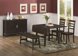 alva cappuccino wood buffet table steal a sofa furniture outlet