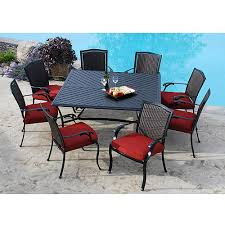 8 seat patio table amazing of 8 seat outdoor dining set dining room rectangular patio 8