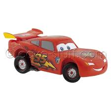 cars cake toppers bullyland lightning mcqueen disney cars cake topper decoration