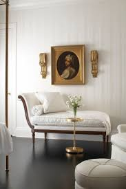 942 best furniture chaise daybed images on pinterest daybeds dark wood tones contrast beautifully against the white bedroom see luxurious recamier traditional home photo werner straube design eva quateman