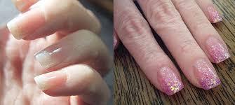 easiest diy acrylic nails momskoop
