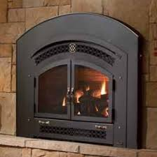 Convert Gas Fireplace To Wood by Vented Gas Fireplace Inserts St Louis Mo