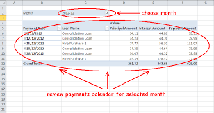 Loan Amortization Calculator Excel Template Loan Or Mortgage Payment Schedule Calculator In Excel