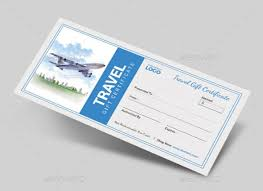 travel gift certificates free travel gift certificate template 10 travel gift certificate