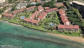 papakea resort map papakea resort hawaii revealed