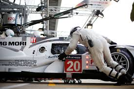 porsche 919 interior porsche 919 hybrid arrives at the sarthe sports car wec pre race
