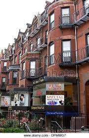 newbury street boston stock photos u0026 newbury street boston stock