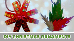 diy easy christmas ornaments out of toilet paper roll recycled