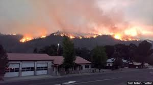 Wildfire Near Reno by Devastating Ca Wildfire Putting Smoke In Nv Sky Is Slowing
