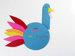 i am thankful for paper craft turkey spinner how to make a paper