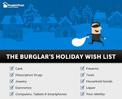 burglar u0027s checklist is your florida home a holiday theft target
