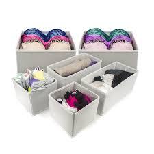 Closet Storage Bins by Amazon Com Sorbus Foldable Storage Drawer Closet Dresser