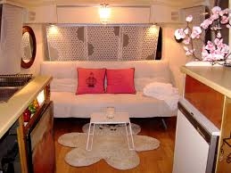 Cer Trailer Kitchen Designs Trailer Decoration Ideas Cer Decor The D I Y Dreamer