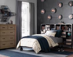 gorgeous modern grey bedroom decoration using dark grey bedroom