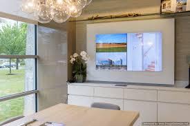 Tv In Dining Room Indoor Gallery Hiframe