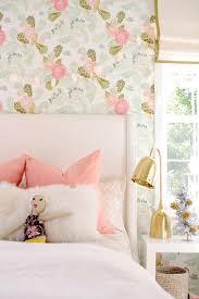 best 25 girls bedroom wallpaper ideas on pinterest dream rooms