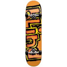 Blind Skate Logo Blind Matte Og Logo Orange Complete Skateboard 7 875