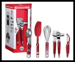 coffret ustensile cuisine kitchenaid un acheté un kit de 5 ustensiles de cuisine offert
