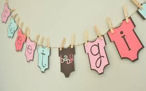 baby shower banner ideas baby shower banner ideas with color papers baby shower ideas gallery