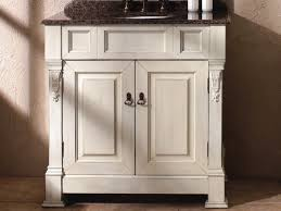Bathroom Linen Storage by Witching Wood White Glass Door Bathroom Linen Storage Cabinet From