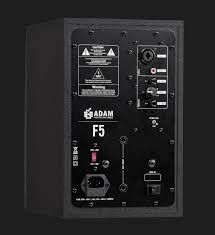 adam audio f5 active studio monitor nearfield
