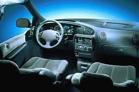 2001 Dodge Caravan Interior 1996 00 Dodge Caravan Consumer Guide Auto