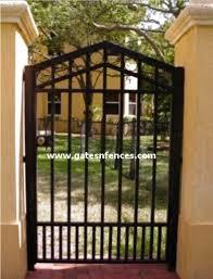 metal garden gates exhort me