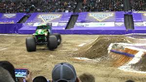 how long does a monster truck show last monster jam 2016 at pepsi center denver co youtube