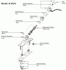 moen commercial kitchen faucets moen kitchen faucets plumbing how to disassemble moen