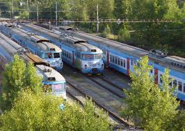 old city trains free stock images by libreshot