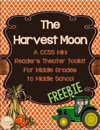 free thanksgiving reader s theatre script pre k thanksgiving