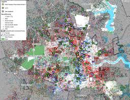 Houston City Limits Map As Tax Credit Guidelines Change Concerns About Fair Housing Mount