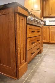 quarter sawn oak kitchen cabinets quarter sawn oak custom kitchen utica pa fairfield