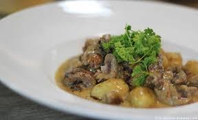 cuisiner les rognons de veau rognon de veau aux morilles