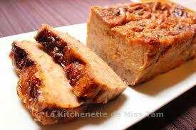 cuisiner avec du lait de coco gâteau à la banane et au lait de coco bánh chuối nướng la