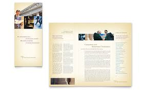attorney u0026 legal services brochure template word u0026 publisher