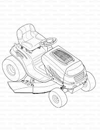 mtd 13ax795g031 huskee lawn tractor 2008 tractor supply