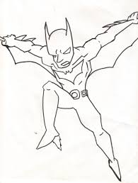 holiday colouring pages batman beyond coloring pages fresh at