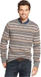 hilfiger sweater mens hilfiger sweater trolman fair isle sweater where to buy