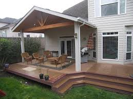Gable Patio Designs Style Open Gable Patio Cover Plans Grande Room Tips For