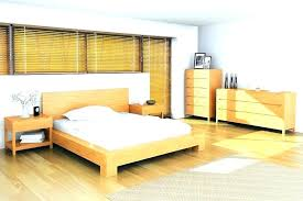 light wood bedroom set light wood bed amazing light wood bedroom furniture with low profile