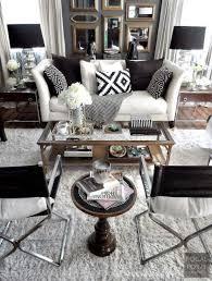 black and white home interior best 25 black white decor ideas on modern decor