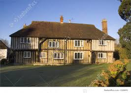 residential architecture tudor house stock image i1258470 at