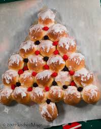 how to shape tree bread kitchenmage