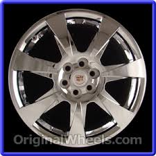 accessories for cadillac srx oem 2010 cadillac srx rims used factory wheels from