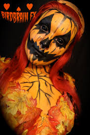 bbfx halloween jack o lantern body paint tutorial youtube