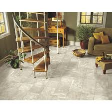 shop armstrong 12 ft w ivory 89 at lowes low gloss finish